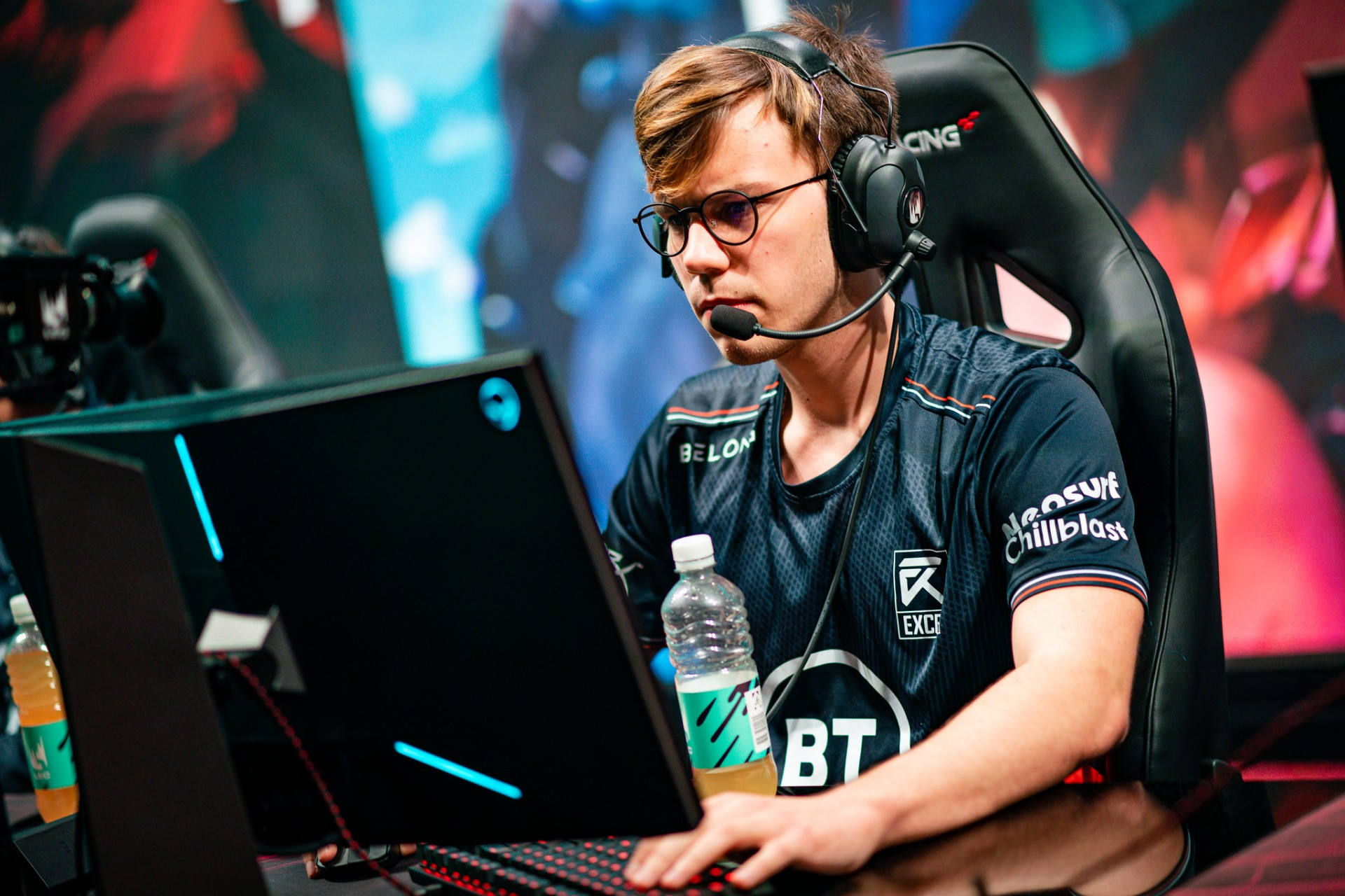 "League of Legends: Excel Esports Patrik talks about individual and team  growth: ""Our coaching staff is one of the best in the league; we can  improve much faster than the other teams"" -"