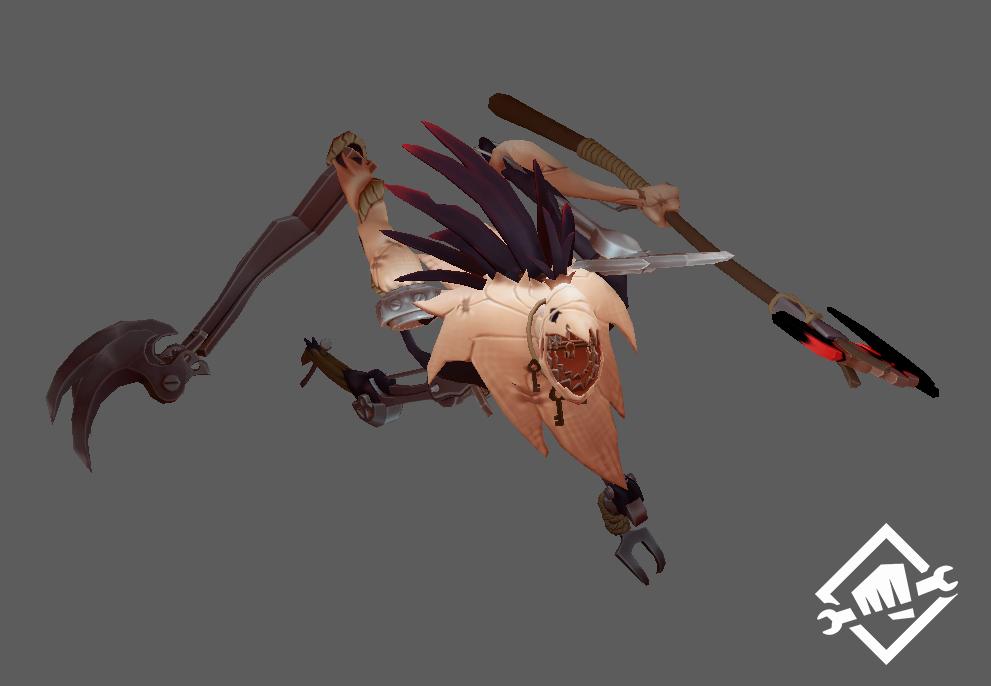 Fiddlesticks Rework Abilities