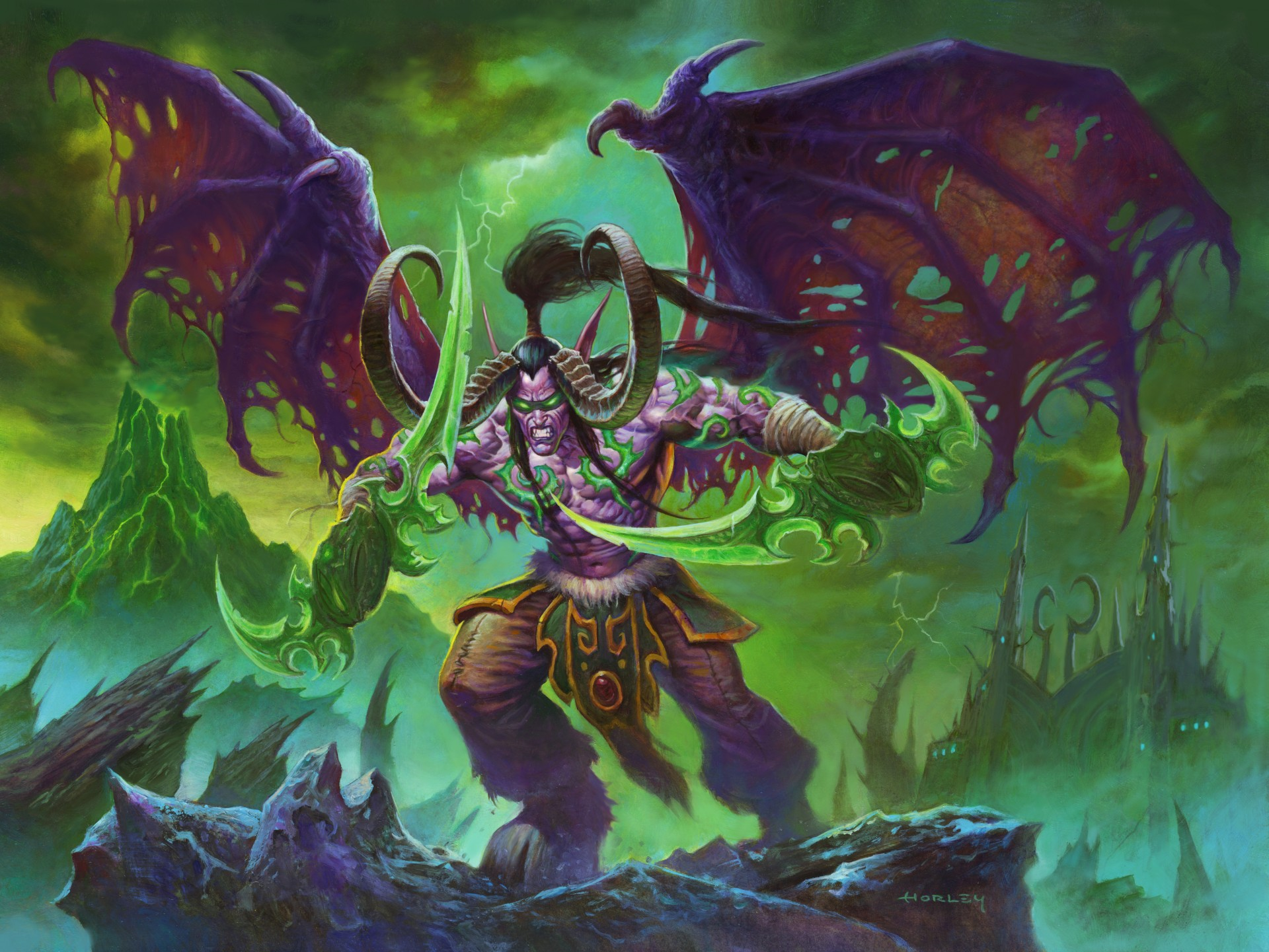 Torrent joins the Shaman class in Hearthstone's Ashes of Outland expansion