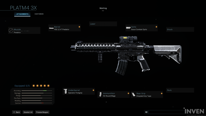 Call Of Duty Modern Warfare Call Of Duty Warzone Best Loadouts Perks For The New Battle Royale In Modern Warfare Inven Global