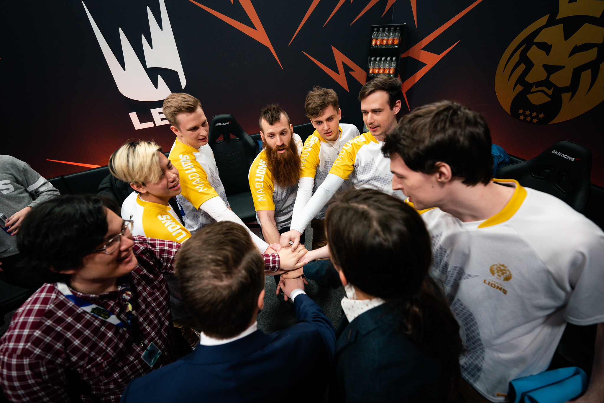 League of Legends: [LEC Spring Playoffs] MAD Lions upsets G2 ...