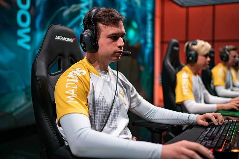 League of Legends: MAD Lions Orome talks about the team's success in the  LEC Spring Split - Inven Global