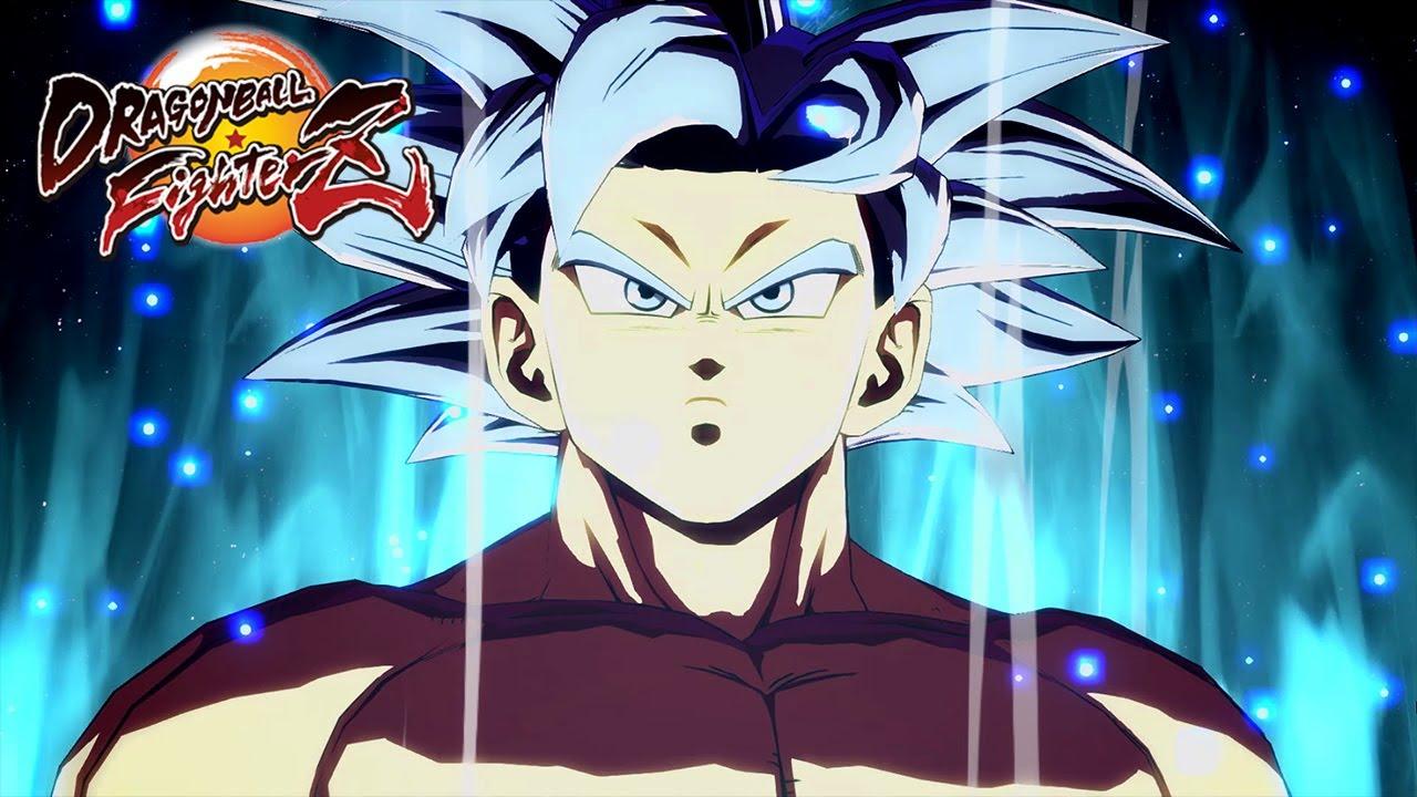 Ultra Instinct Goku Dodges Dragon Ball Fighterz S Goku Fatigue With Blinding Speed Inven Global
