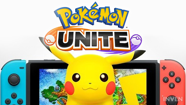 Pokemon Unite Is Basically League Of Legends With Pikachu Inven Global