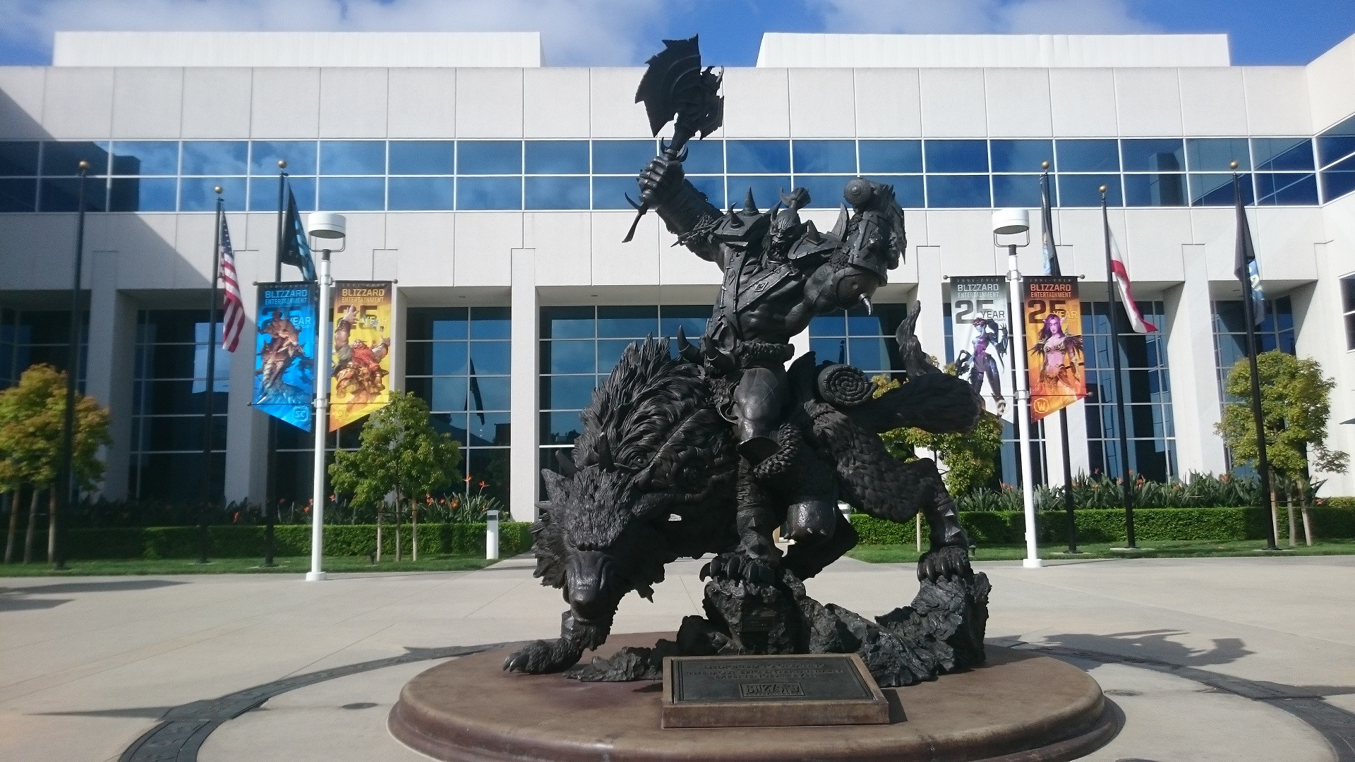 Blizzard employees reveal salaries to highlight wage disparity