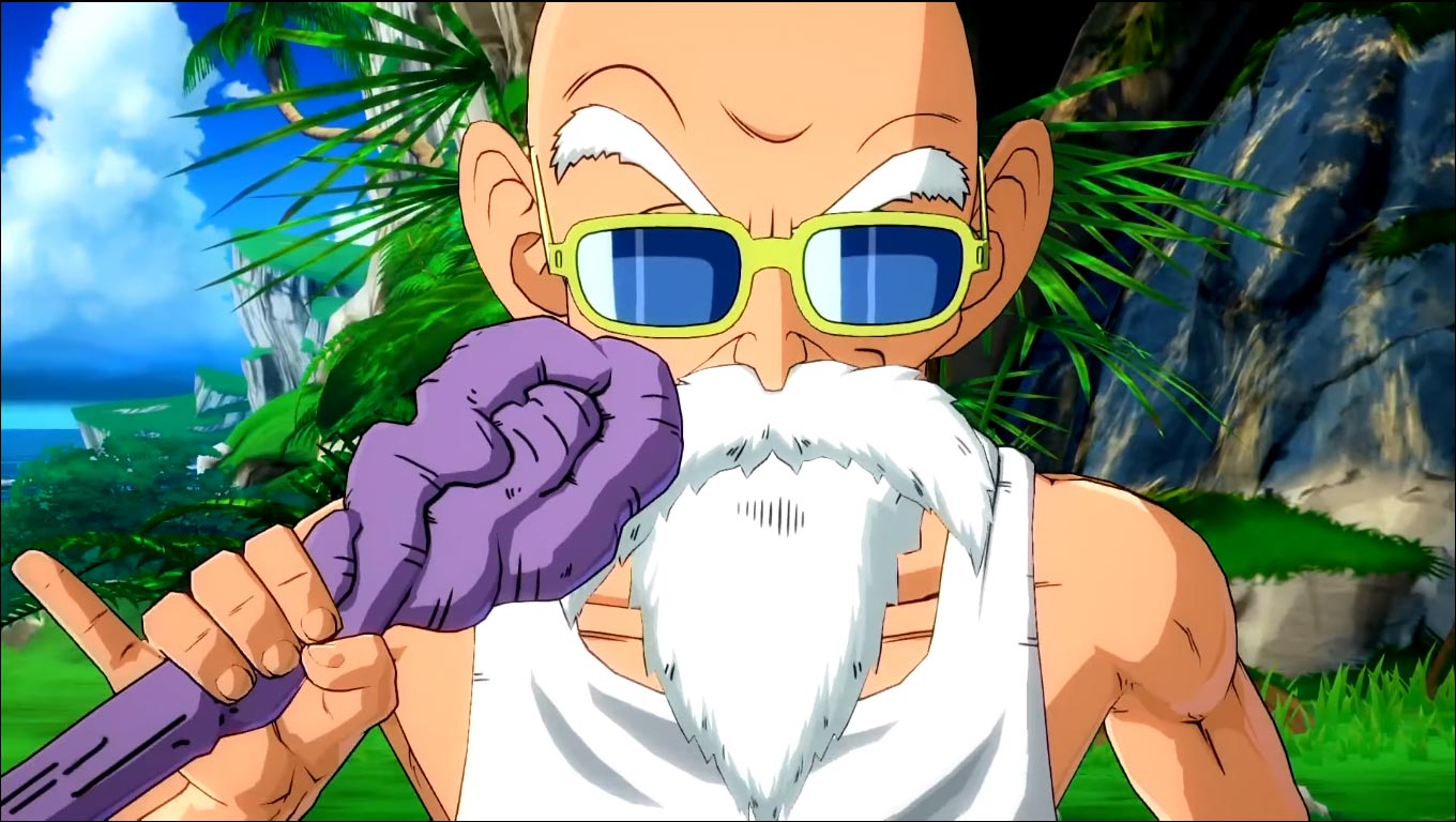 Master Roshi Is The Next Dlc Character Coming To Dragon Ball Fighterz Inven Global