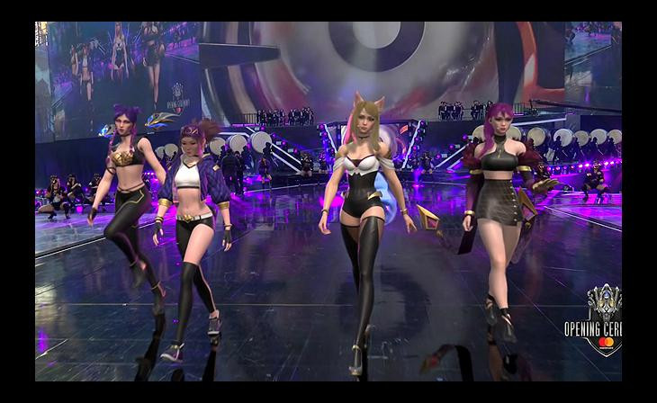 K/DA release new song and announce upcoming EP ahead of LoL Worlds