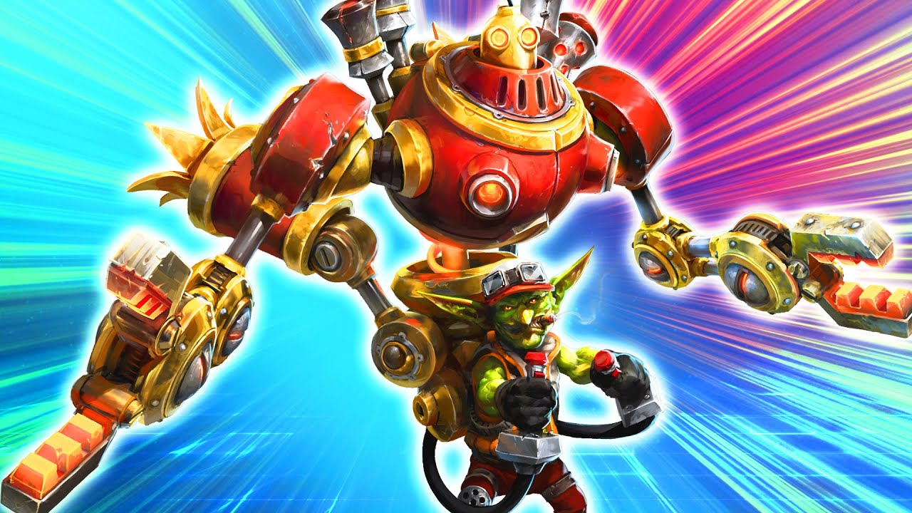 From A Bully To A Bruiser Heroes Of The Storm Developer Talks Gazlowe S Rework Inven Global Upon first glance, few would think of the diminutive gazlowe as a fighter, but what he lacks in height, he more than makes up for in mechanical cunning. storm developer talks gazlowe s rework