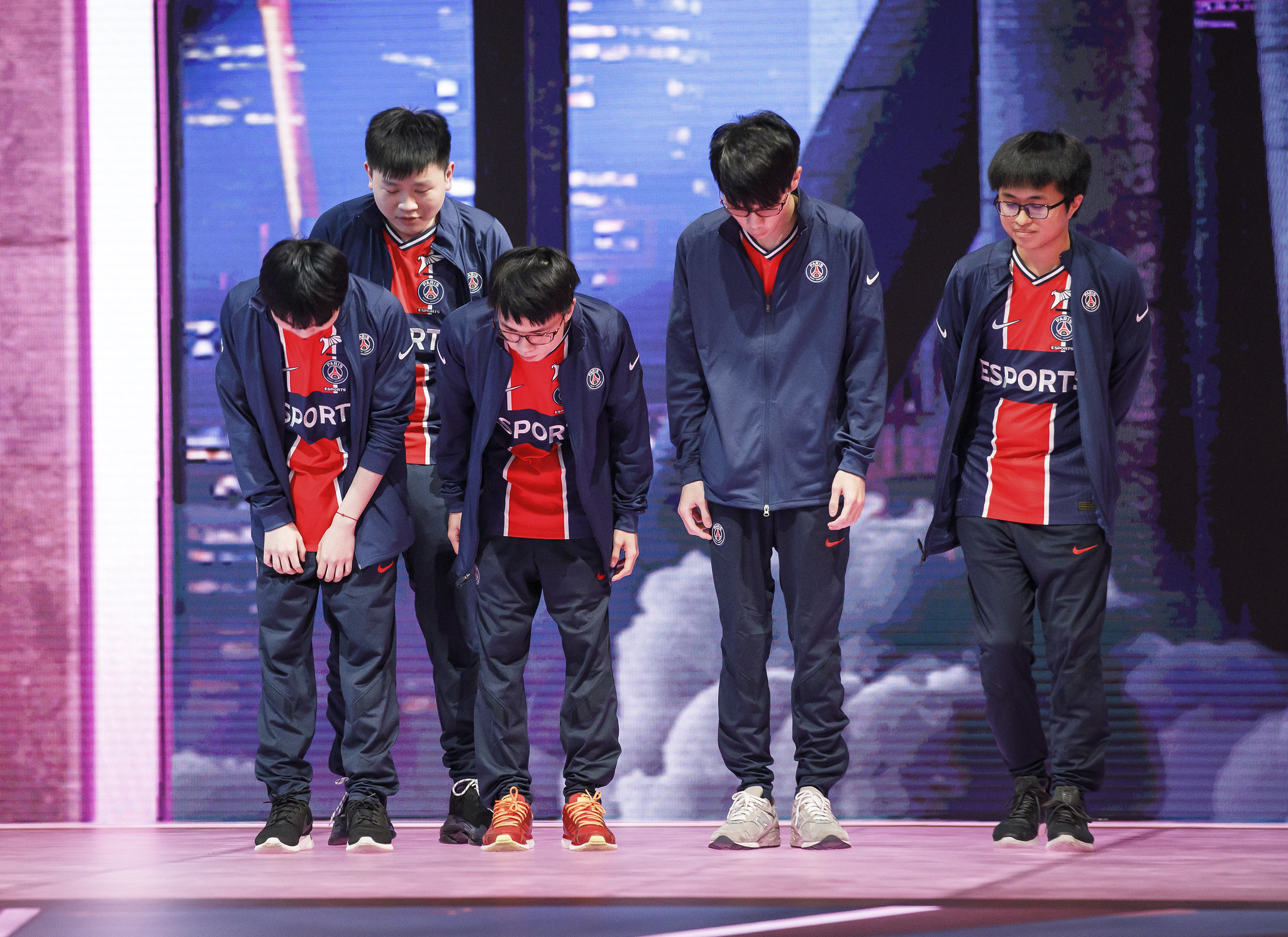 League Of Legends Worlds 2020 Psg Talon Is The First Team To Qualify For Group Stage From The Play In Inven Global