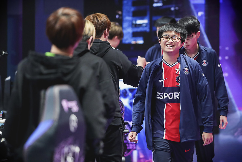 League Of Legends Worlds 2020 Psg Hanabi I Miss Flash Wolves But We Should Focus On The Future Inven Global
