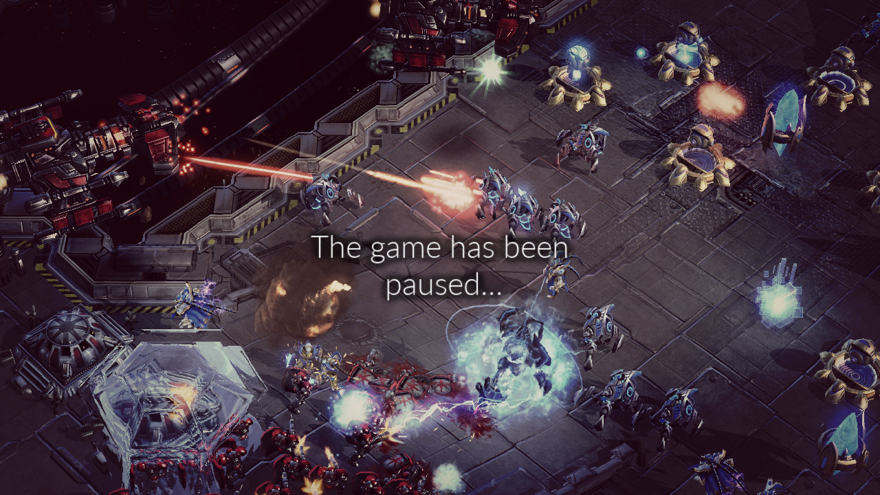 StarCraft II development comes to an end
