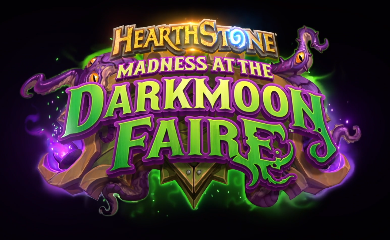 Hearthstone Madness at the Darkmoon Faire expansion is coming November 17