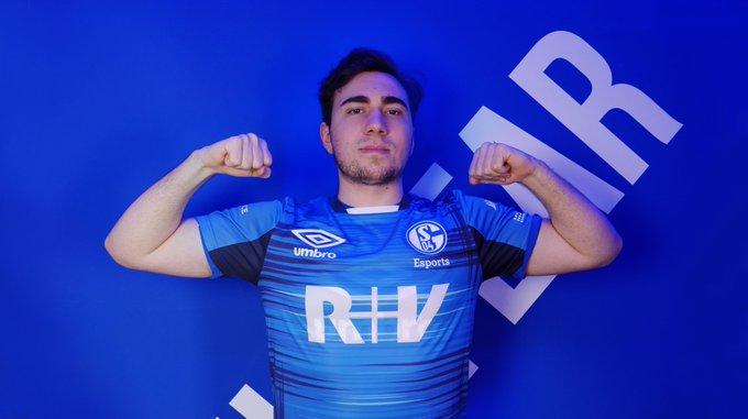 League Of Legends Fc Schalke 04 Esports Re Signs Gilius For 2021 Lec Season Inven Global