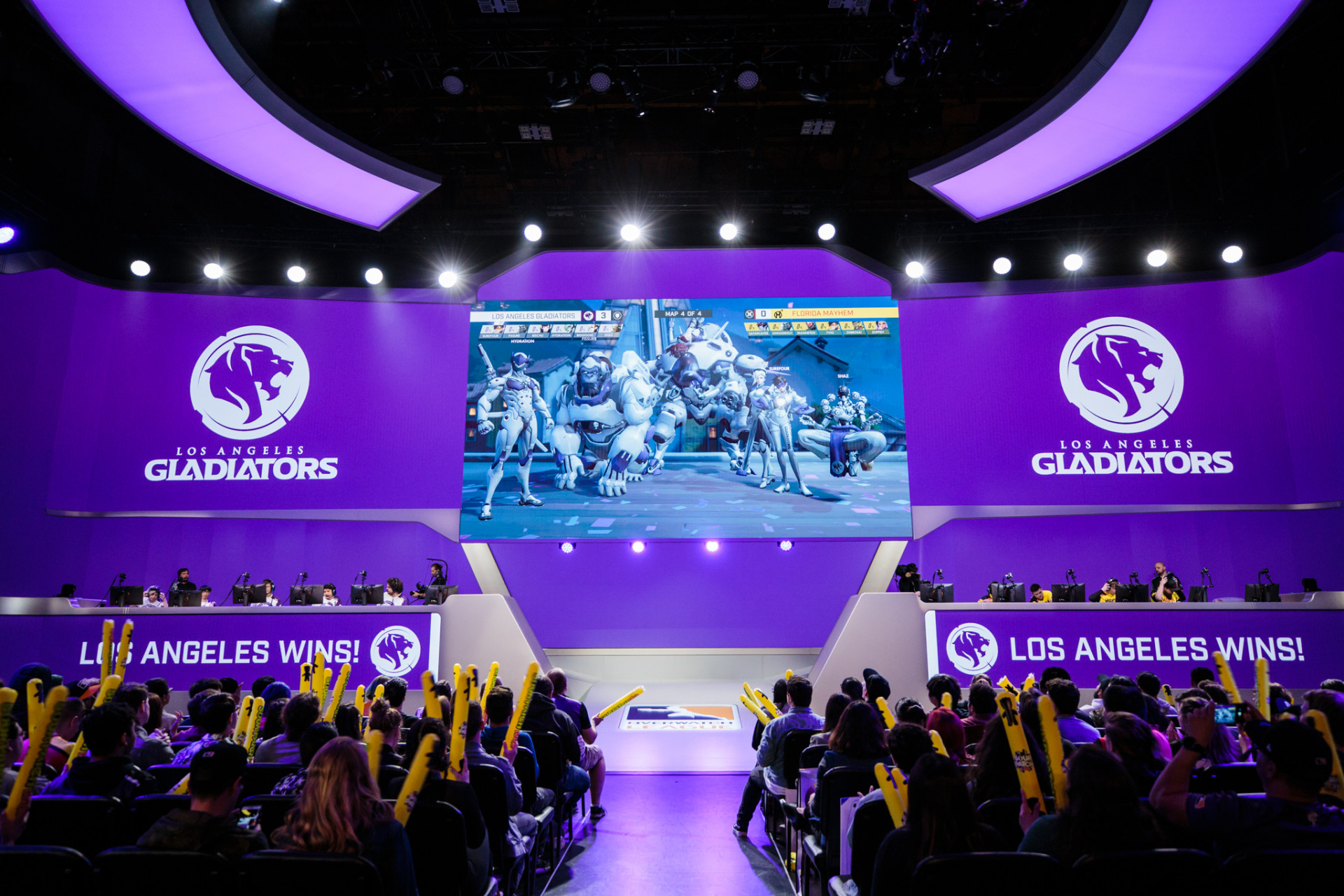 Los Angeles Gladiators Adds Overwatch League Rookie Muze Inven Global