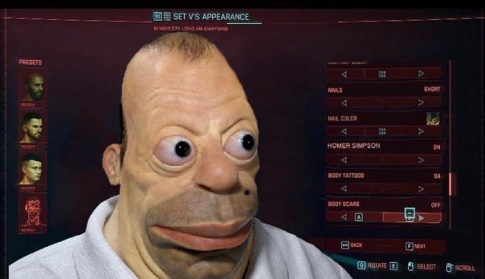 Cyberpunk 2077 community creates absolutely horrifying ...