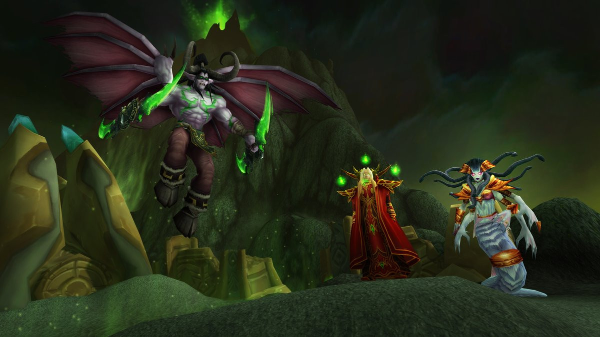 WoW Burning Crusade Classic: Classes tier list - Inven Global