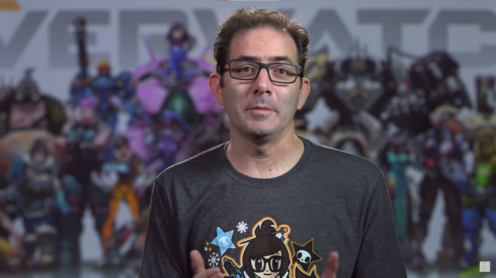 How Jeff Kaplan went from trolling to celebrity games designer