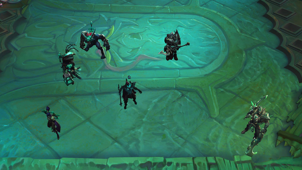 The 5 best TFT comps for Patch 11.9 of Set 5 - Inven Global