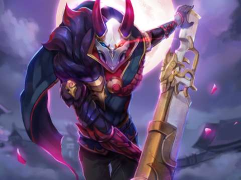 League of Legends: Blood Moon Jhin - Inven Global