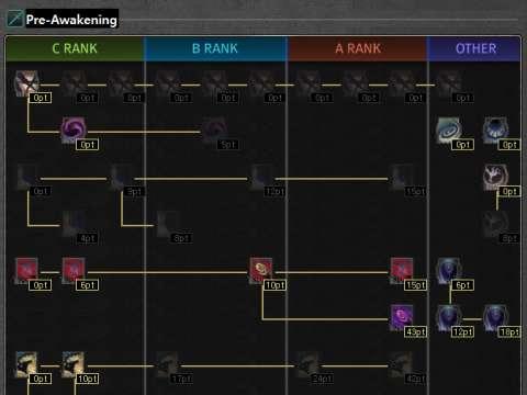 Black Desert Online: BDO Sorceress Guide : Leveling Build up