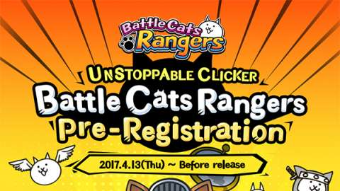 Global pre-registration announced for The Battle Cats