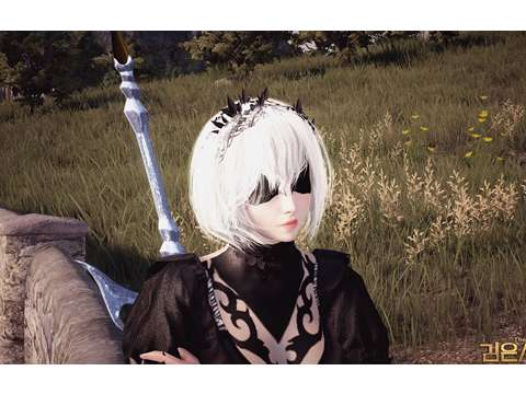 bdo customizing black desert online dark knight customization nier