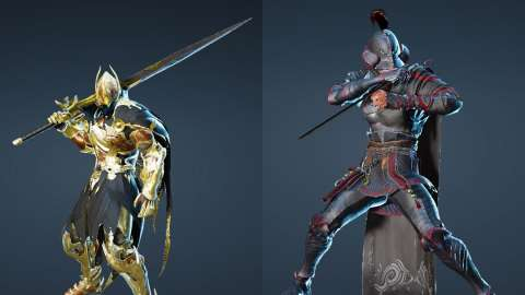Black Desert Online: [BDO] New Warrior and Ninja costumes