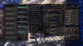 Shotgun Heavy-Bowgun setting (with Gluttonous Fangcannon) - Monster