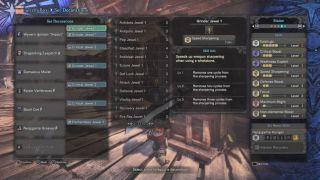 Diablos Tyrannis II Charge Blade Setting (Won the Korean