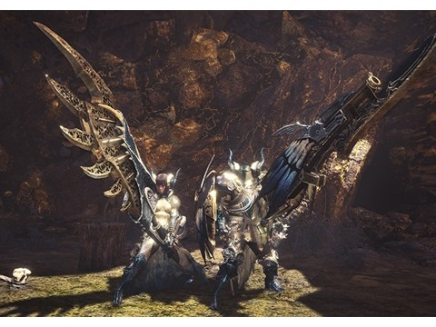 Monster Hunter World: Arch-Tempered Kulve Taroth Weapons Information