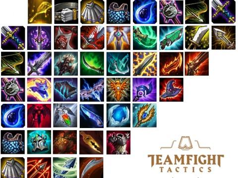 Teamfight Tactics Item Combinations - Inven Global