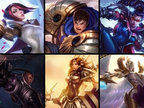 Teamfight Tactics: [TFT Guide] Top Tier Champions and