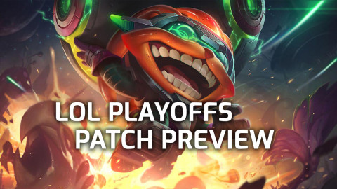 League Playoffs patch preview: How the meta is changing in patch 10.16
