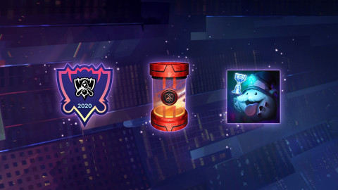 Here are the League of Legends Worlds 2020 Pick'em, Drops, Watch Rewards, and how to get them