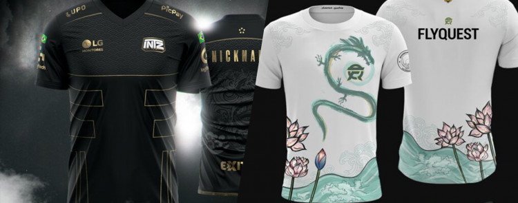 Worlds 2020: The best and... not-the-best team jerseys