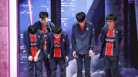 [Worlds 2020] PSG Talon is the first team to qualify for Group Stage from the play-in