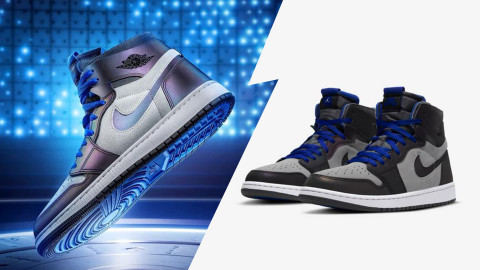 New Esports Air Jordan 1 Zoom to be released 24/10