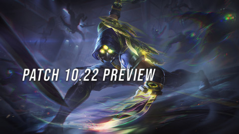 Patch 10.22 Preview, last patch of the season features more Samira nerfs