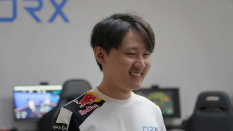 """DRX Pyosik: """"Kanavi tried to convince me that I should play Udyr. It's good and fun, he said..."""""""