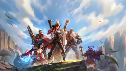 Riot Games reveals first Wild Rift esports event, next Teamfight Tactics & VALORANT esports events