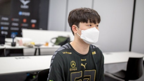 """[LCK] GEN Bdd: """"Top-support-jungle meta champions are heavy engage champions, so I think mages are a lot harder to use."""