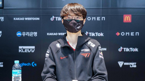 """T1 Faker on solo queue win traders: """"Riot will solve that problem well. I hope new measures are set to stop those bad users..."""""""
