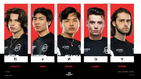100 Thieves will start 100 Thieves Academy roster in final game of LCS Summer Split