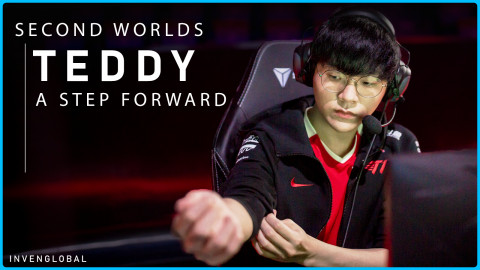 """T1 Teddy: """" Perkz said that 'T1 is a free win' in an interview. I have to do well because of that."""""""