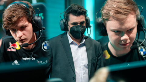 G2 Esports reportedly in contract buyout talks with multiple LEC teams for Wunder, Mikyx, GrabbZ