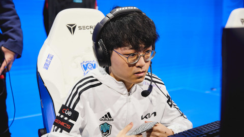ShowMaker is deathless after four games at Worlds 2021 and facing Doinb twice