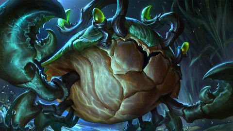 Changes to Rift Scuttler, items & runes coming to League of Legends in Preseason 2022
